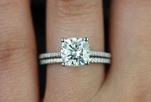 Wedding Rings / A little bit of Ring Bling