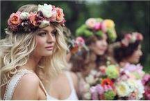 Boho Wedding Ideas / Boho wedding ideas and decorations