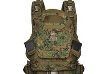 JACS  Tactical Baby Carrier System - Camouflage  Mark 1 / The Digital Multicam JACS Tactical Baby Carrier