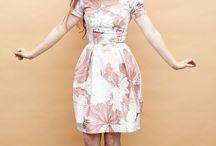 Patterns to Sew: Dresses