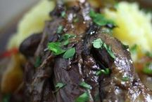 Best  meat recipes / meat / recipes / pork  / lamb / beef / offal /easy dinners / casseroles / stews / sausages