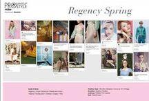 Regency Spring / shoot