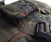 JACS Custom Tactical Babycarrier / Bespoke Colour and Camo Pattern Babycarrier Design