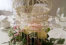 Wedding Venue Flowers by Monica F Hewitt Florist Sheffield / Monica F Hewitt Florist Sheffield 197 Middlewood Road, Sheffield, South Yorkshire S6 4HD 0114 234 5652