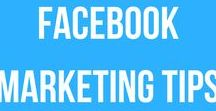 Facebook Marketing / Organically increase your audience reach through this board's Facebook tips, tricks, and cheat sheets.