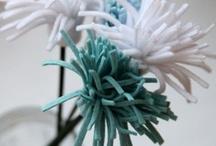 DYI flowers / by Rocio HM