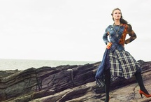 High fashion tartans / by Kristine Doiel