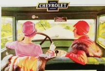 Vintage Chevy Ads  / by Jack Schmitt Chevrolet Wood River, IL