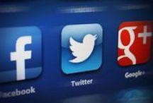 ✚ Social Media / Face Ball, Twatter, G+, Trönds & Dools, … / by チL(ツ)W