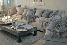 Decorating - Living Areas / Neutral Colours
