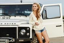 Land Rover Girls (series & defenders) / Women and Rovers. Please keep your pins acceptable.