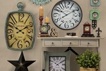 Clocks and Vintage Tick Tock / by Lisa Wenclaff Haynes