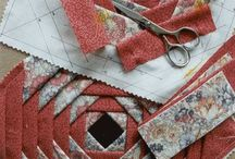 QUILTING TECHNICS, IDEAS