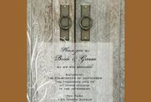 Barn wedding Invitation Ideas