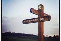 The West Highland Way / From Milngavie to Fort William this is Scotland's most scenic and famous walk. You'll love the stretch around The Oak Tree Inn; visit us on your way through Balmaha