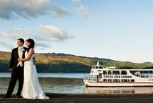 Romantic Loch Lomond / Loch Lomond is a wonderful place to spend time with the one you love. It's also very popular for weddings. Stay with us at The Oak Tree, the perfect base for your visit to Loch Lomond.