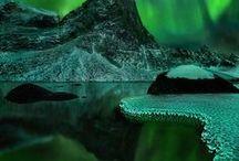 Auroras boreales / todas las auroras posibles