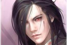 Anime/Manga / Mainly beautiful manga men and yaoi. Gotta love it.