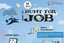 Tips til jobbsøkere / Job search tips