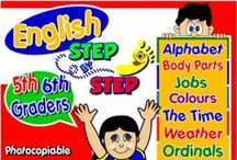 ENGLISH STEP BY STEP - 5TH AND 6TH GRADERS + BONUS PACK EASTER