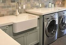 Laundry Luxe / Mapleridge Construction Specializes in high-end custom homes, historical,architectural restoration, remodeling, architectural and interior design in Northern MI
