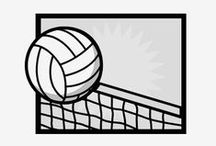 Volley and Sorts / Volleying type games/activities - not just volleyball