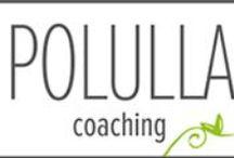 Polulla Coaching / Polulla tarjoaa valmennusta, työnohjausta, koulutusta ja kursseja yksilöille, ryhmille ja työyhteisöille.  Matkaa tehdään ratkaisu- ja voimavarakeskeisin menetelmin, positiivisen psykologian ja NLPn viitekehyksistä käsin. Polulla kuljetaan arvostavassa ilmapiirissä ja tutkivalla asenteella. Polulla on oikeus tulla nähdyksi ja kuulluksi. Polulla on ilo oivaltaa!