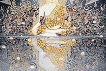 Himalayan art and buddhism art