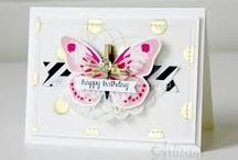 Watercolor Wings  Stamp and dies stampin up / Best card ideas over the web using one of my favorites stamps  set from Stampin Up. Grab this bundle, save money and enjoy creating beautiful cards for any ocassion.. endleess possibilities.