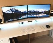 Desktop Setups / Everything about desktop setups