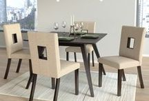 Dining Chairs / For a comfortable dining experience.