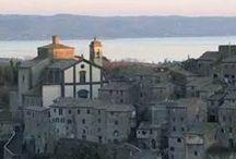 Casa nel borgo sul lago di Bolsena