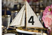 Table number inspiration / Trying to find table numbers with a twist take a look at some of these