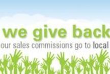 commUNITies / We are present and aware in our community and place a high value on giving back.