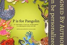 What is a pangolin? Take a look & see / Pangolins are scaly ant-eating mammals that live in Asia and sub-Saharan Africa. Poaching for illegal wildlife trade and habitat loss have made these extraordinary creatures one of the most endangered mammal groups in the world. They inspire beautiful art too!