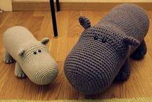 Crochet / by Nessa Pallares
