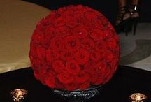 Floral Centerpieces / Floral Decor from events produced by Brilliant Consulting Group