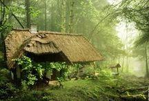 Maison / « Je n'aime pas les maisons neuves : leur visage est indifférent.  »    (Sully Prudhomme)