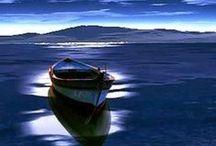 """Invitation au voyage / « On ne va jamais aussi loin que lorsqu'on ne sait pas où l'on va.""""  (Christoph Colomb)"""