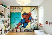 Super SuperHero Room Ideas