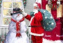 """Sur un air de Noël / """"Celui qui n'a pas Noël dans le coeur ne le trouvera jamais au pied d'un arbre. """" (Roy Lemon Smith)"""