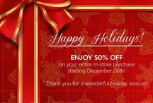 Discounts and Offers! / by Heeney Company