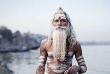 Sadhu / «Tous les êtres vivants sont bouddha et ont en eux Sagesse et vertus.» [ Bouddha ]