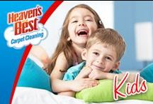 Children are Joy / Heaven's Best Carpet Cleaning offers quality service at affordable prices. Our low moisture process dries in only 1 hour and is safe for pets, children, and the environment. Call Us: 916-989-2584 or 530-677-1141