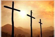 """Croix / """"La croix est l'échelle des cieux."""""""