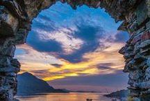 Ouverture sur la nature / « La beauté naît du regard de l'homme. Mais le regard de l'homme naît de la nature. » Hubert Reeves