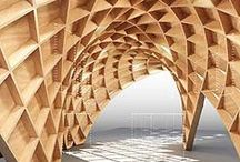 Timber Construction / Architecture and Construction / by İlhan Ertan