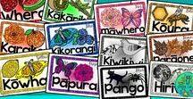 Te Reo Maori / Enjoy and celebrate Te Reo Maori with these wonderful ideas, resources and links.