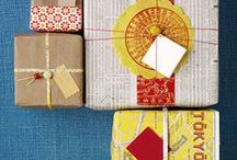 Presenteie com criatividade / Ideias para deixar um presente ou mimo ainda mais especial.