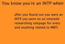 MEESTUFF / I'm an INTP with a little INTJ flavour...the worst